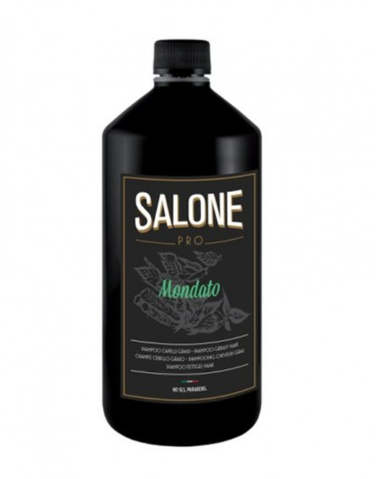 Salone Shampoo Uomo Cute Grassa - Mondato 1000 ml