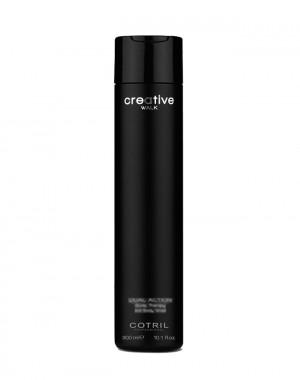 COTRIL CREATIVE WALK - Dual Action Shampoo 300ml