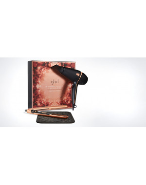 Kit ghd Phon + Piastra Gold V copper Limited Edition