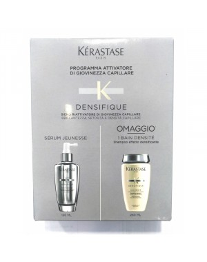 KERASTASE Sèrum Jeunesse + Bain Densitè 120 ml + 250 ml