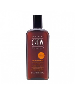 AMERICAN CREW - Daily Moist Shampoo 250 ml