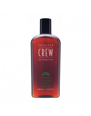 AMERICAN CREW - Tea Tree 3 IN 1 250 ml