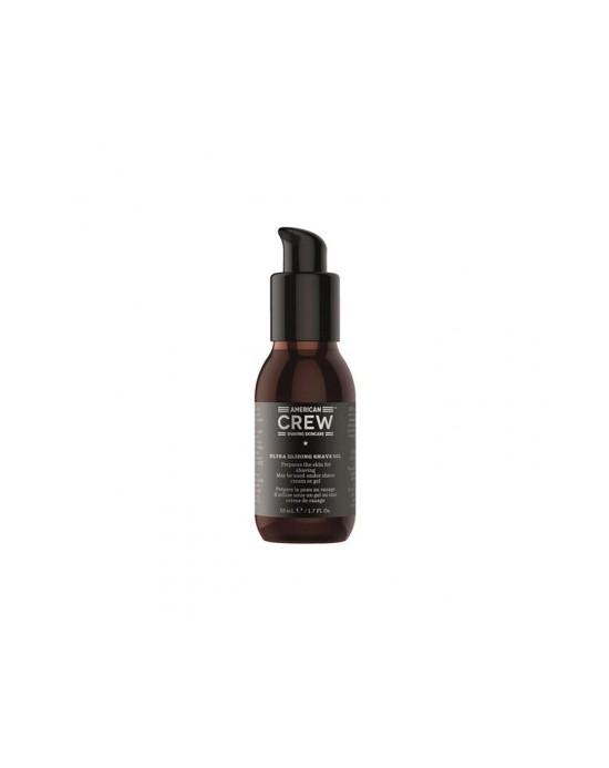 AMERICAN CREW - Ultra Gliding Shave Oil 50 ml