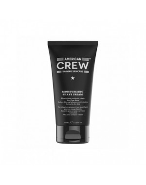 AMERICAN CREW - Moisturizing Shave Cream 150 ml