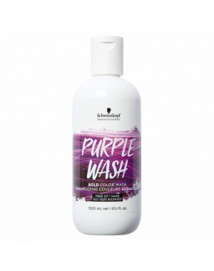PURPLE WASH - Bold color wash SHAMPOO COLORATO