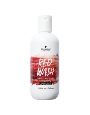 RED WASH - Bold color wash SHAMPOO COLORATO