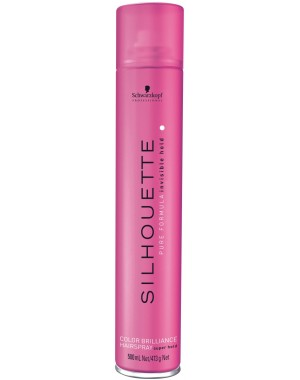 SILHOUETTE - Color Brilliance HAIRSPRAY 500 ML