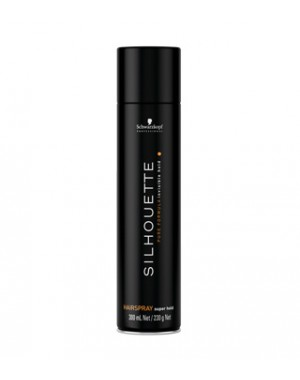 SILHOUETTE - Super hold HAIRSPRAY 300 ML