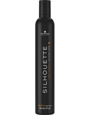 SILHOUETTE - Super hold MOUSSE 500 ML