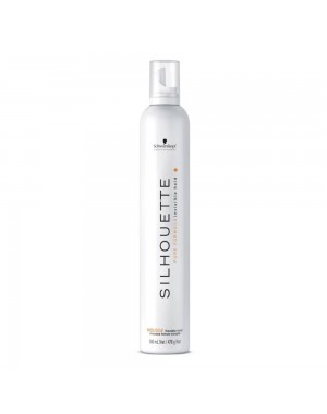 SILHOUETTE - Flexible hold MOUSSE 500 ML