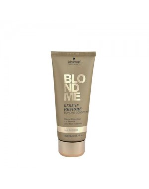BLONDME - KERATIN RESTORE BLONDE CONDITIONER