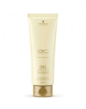BC - OIL MIRACLE - Light Oil Shampoo 200ml