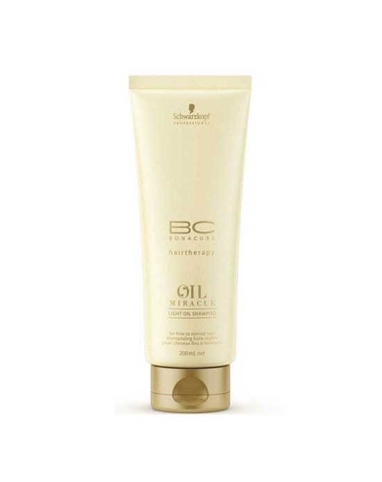BC - OIL MIRACLE - Light Oil Shampoo 200ml