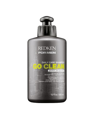 FOR MEN - GO CLEAN Daily care shampoo 300 ml