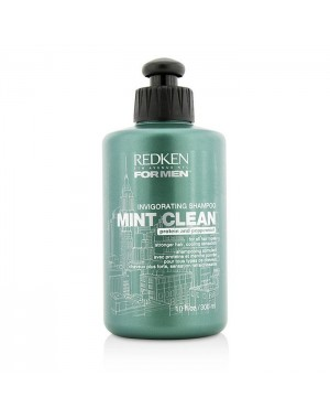 FOR MEN - MINT CLEAN Invigorating shampoo 300 ml