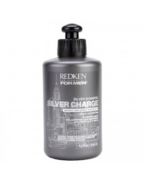 FOR MEN - SILVER CHARGE Silver shampoo 300 ml