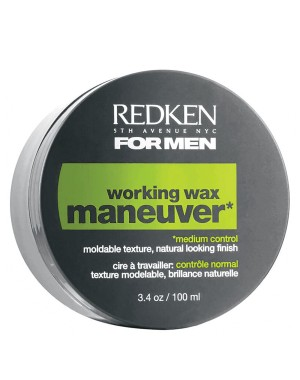 FOR MEN - WORKING WAX MANEUVER