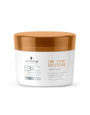 SCHWARZKOPF BC TIME RESTORE - Treatment 200 ml