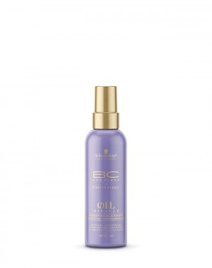 SCHWARZKOPF BC OIL MIRACLE BARBARY - Fig Oil Restorative Conditioning Milk 150 ml