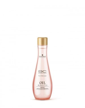 SCHWARZKOPF BC OIL MIRACLE ROSE - Oil Hair & Scalp Treatment 100 ml