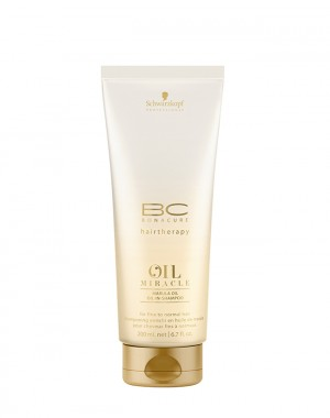 SCHWARZKOPF BC OIL MIRACLE - Marula Oil-in-Shampoo 200 ml