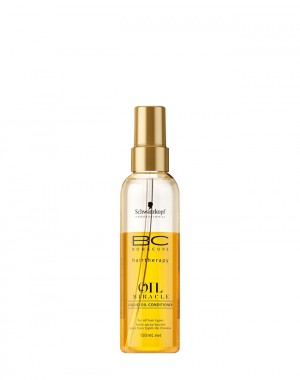 SCHWARZKOPF BC OIL MIRACLE - Liquid Oil Conditioner 150 ml