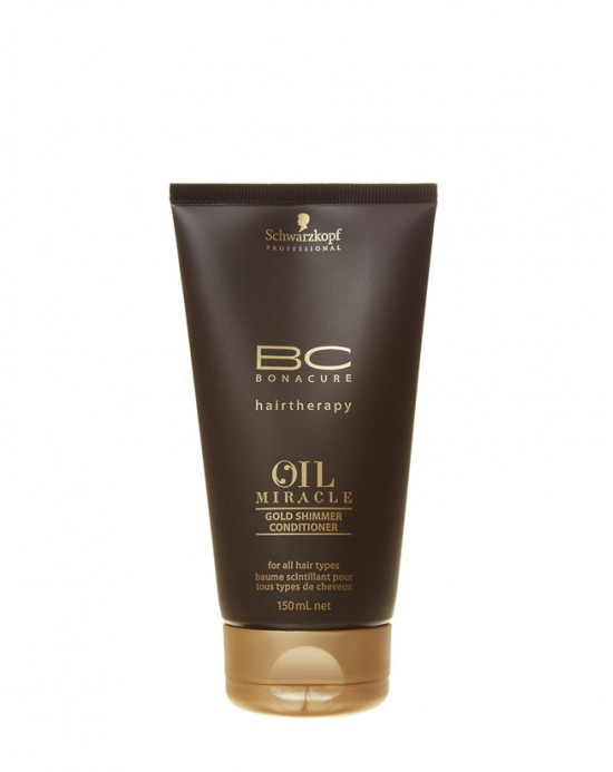 093c3e3970 SCHWARZKOPF BC OIL MIRACLE - Gold Shimmer Conditioner 150 ml
