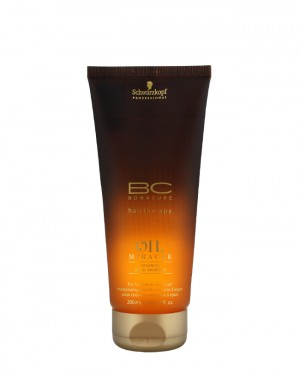 SCHWARZKOPF BC OIL MIRACLE - Argan Oil-in-Shampoo 200 ml