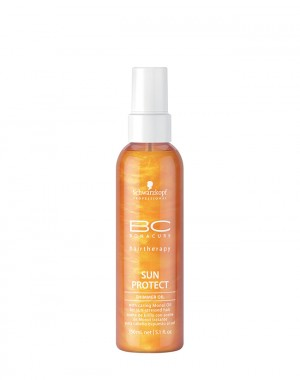 SCHWARZKOPF BC SUN PROTECT - Shimmer Oil Spray 150 ml