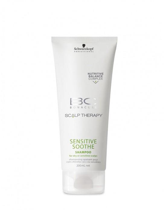 Schwarzkopf  BC Scalp Therapy Sensitive Soothe Shampoo 200 ml