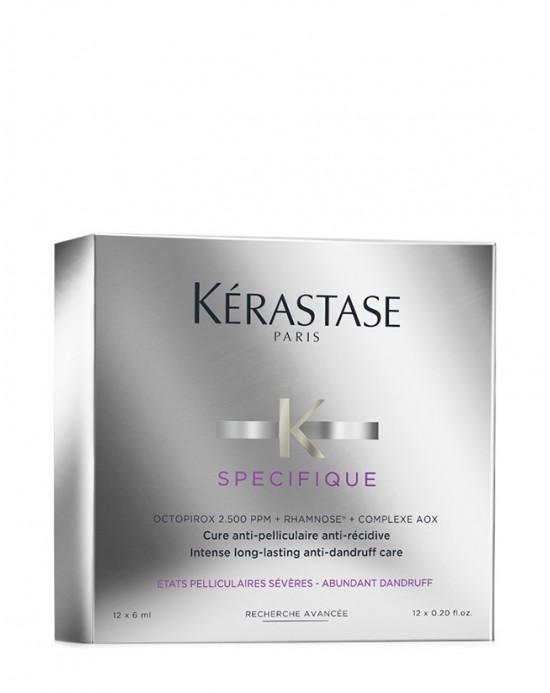 Kerastase Specifique Cure Anti-Pelliculaire Fiale 12 x 6 ml