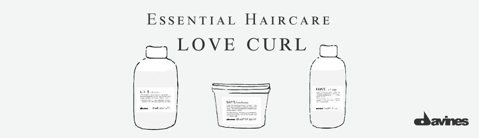 LOVE CURL