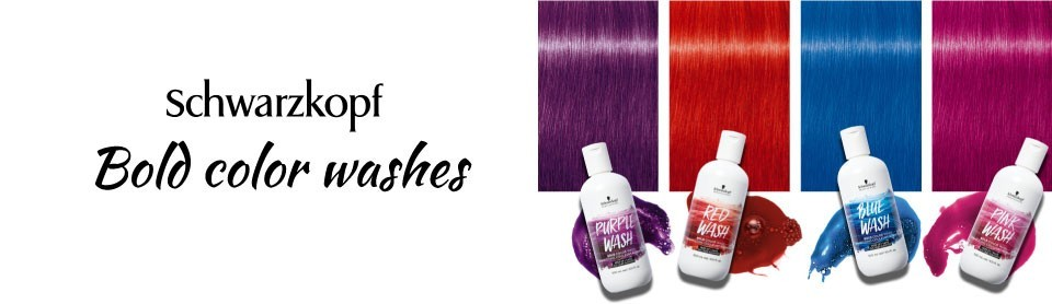 BOLD COLOR WASH