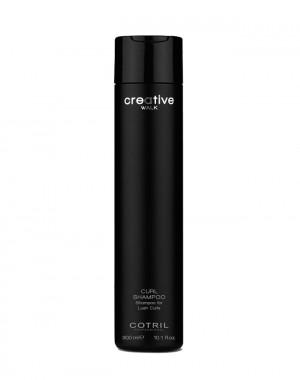Cotril Creative Walk Curl Shampoo 300ml