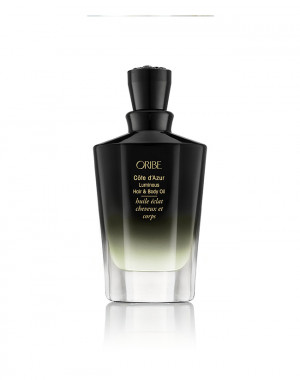 Oribe Côte d'Azur olio satinato per corpo e capelli luminous hair & body oil 100 ml