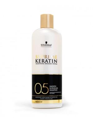 Schwarzkopf Supreme Keratin 05 Shampoo 300 ml