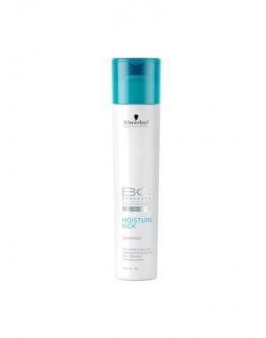 SCHWARZKOPF BC MOISTURE - Kick Shampoo 250 ml