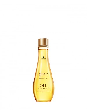 SCHWARZKOPF BC OIL MIRACLE - Light Finishing Treatment 100 ml