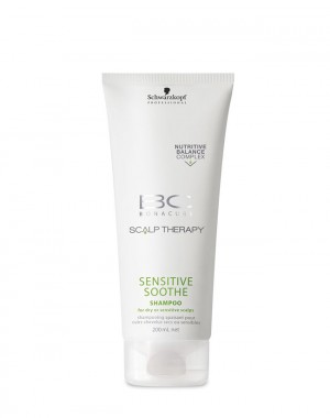 Schwarzkopf  BC Scalp Therapy Sensitive Soothe Shampoo 200 ml